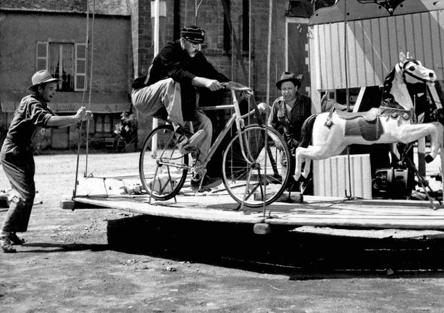 『のんき大将 脱線お巻』Les Films de Mon Oncle - Specta Films C.E.P.E.C.