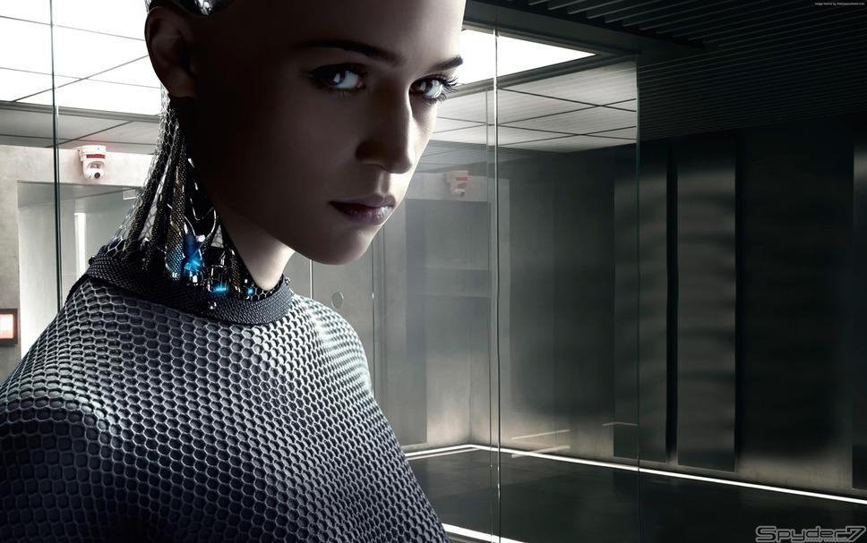 アリシア・ヴィキャンデル。美しい女性の姿した、人工知能とプログラマーの心理戦を描くSFスリラー「エクス・マキナ」(2016)