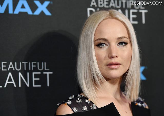 被害を受けたとされる女優のジェニファー・ローレンス (C)Getty Images