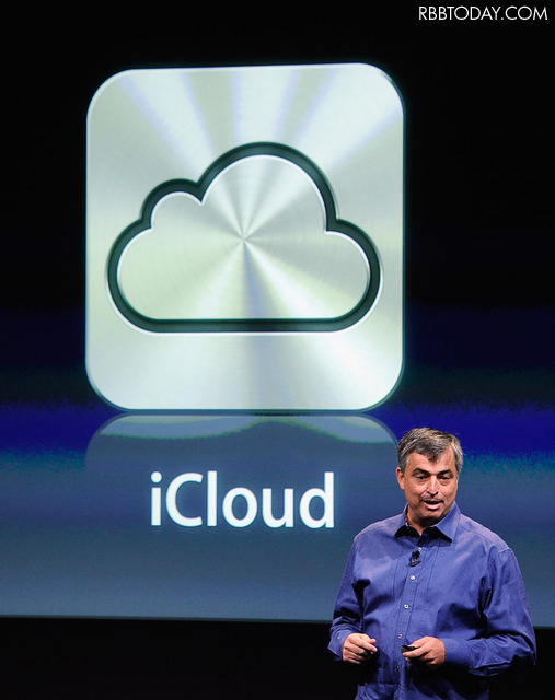 標的となったAppleのiCloud (C)Getty Images