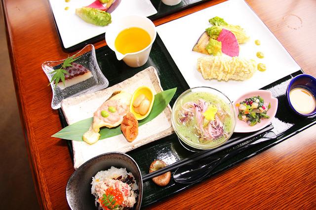 スペシャルセット「レストラン櫻」