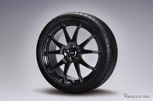 18インチアルミホイール SF2&タイヤセット