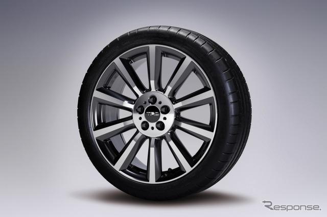 18インチアルミホイール TF6&タイヤセット