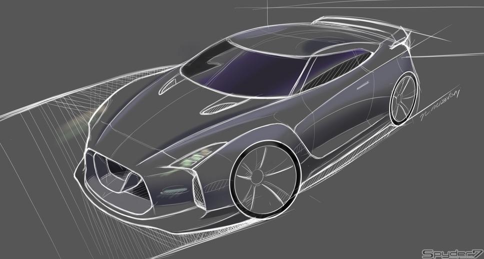 日産GT-R次期型