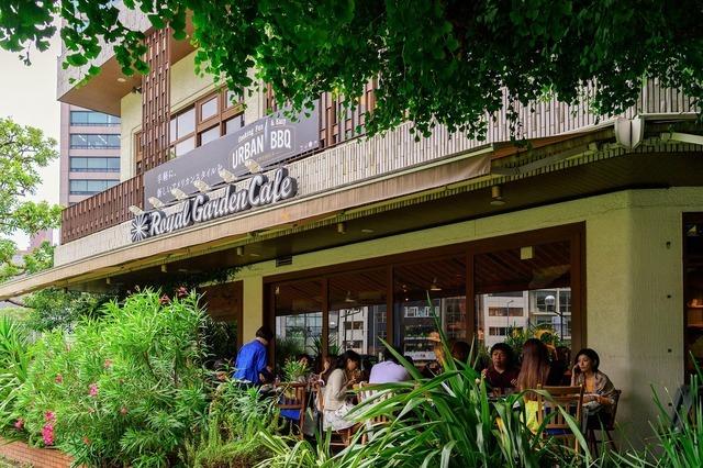 「URBAN BBQ Cafe」は、7月24日(日)までロイヤルガーデンカフェ青山店に期間限定でオープン