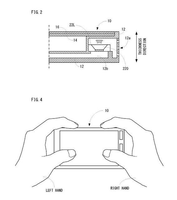 任天堂が新デバイス特許を米国で申請、物理コントローラー搭載のユニットも