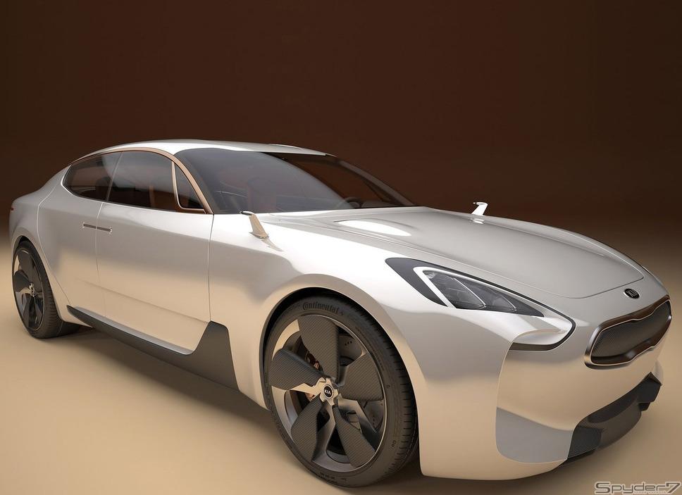キア GT コンセプト (2011)