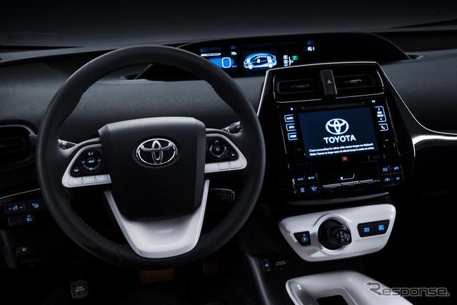 トヨタ プリウス 新型(北米モデル)