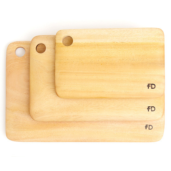 フィリピン・レイテのエシカル・テーブルウェアブランド「フランシスデール」 カッティングボード