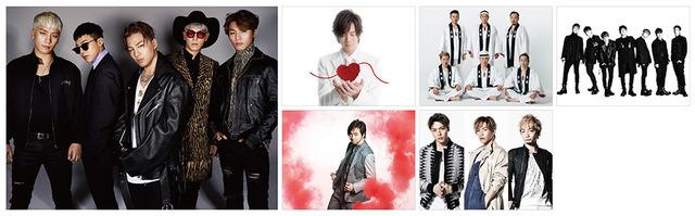 27日公演 BIGBANG/DAIGO/ET-KING/iKON/三浦大知/ソナーポケット