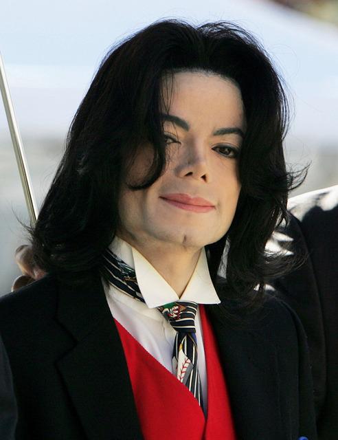 マイケル・ジャクソン-(C)Getty Images