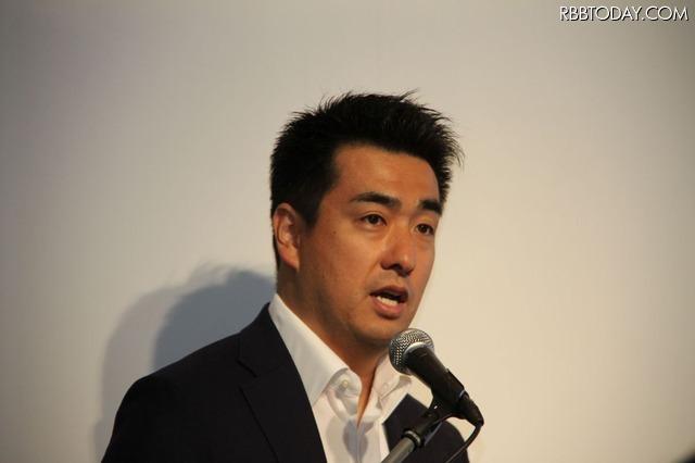 日本マイクロソフト 業務執行役員 マイクロソフトデバイス戦略本部 本部長 三野達也氏