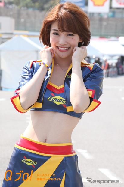SUNOCO イメージガール