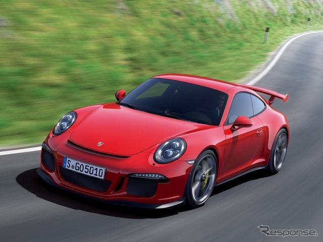 現行 ポルシェ 911 GT3