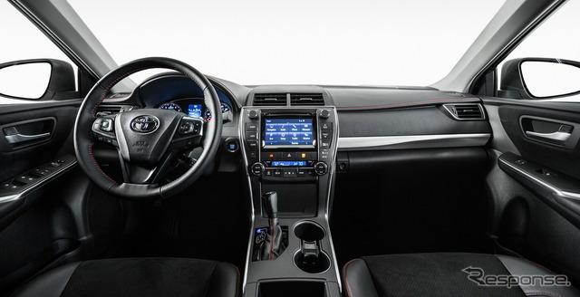 トヨタ カムリの米国2017年型