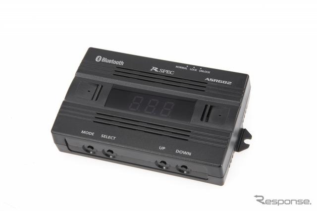 データシステム レクサスLX570用アクティブサスコントローラー ASR682i