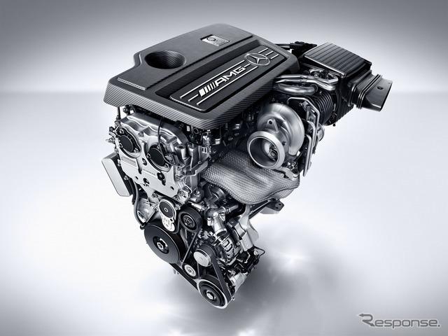 メルセデスAMG A45 4マチック レーシングエディション