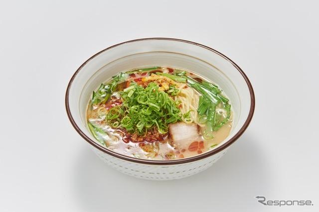 29 台湾肉そば(めっせ熊)