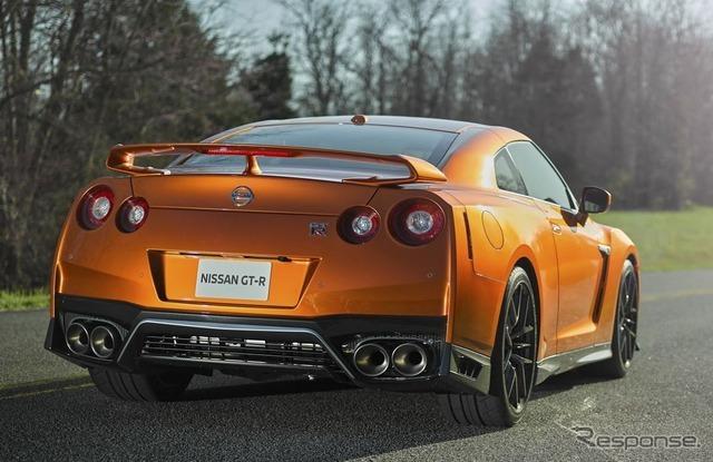 日産 GT-R の2017年型