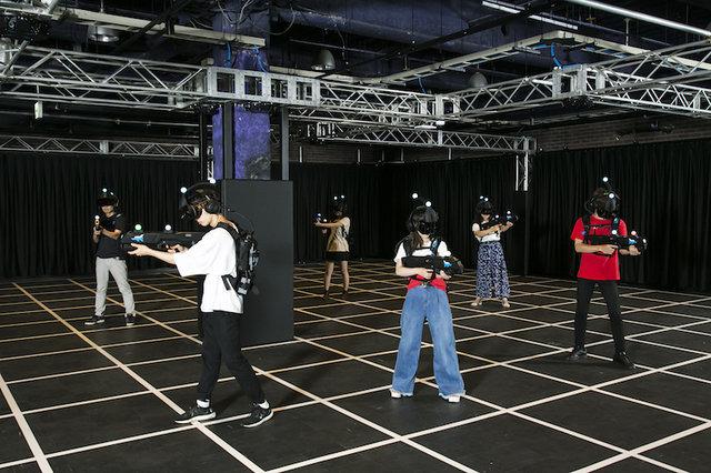 【レポート】VR空間を自分の足で移動するリアルFPS「ZERO LATENCY VR」ジョイポリスに誕生!そう、これがやりたかったんだよ…