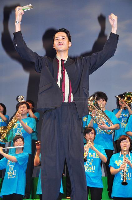 葉山奨之『青空エール』完成披露試写会