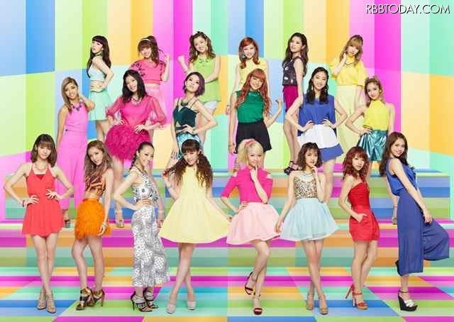 E-girls、2ヵ月連続シングルリリース!MVも公開に