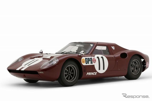 プリンスR380-AI 第三回日本グランプリ GPレース総合優勝車(1966年)