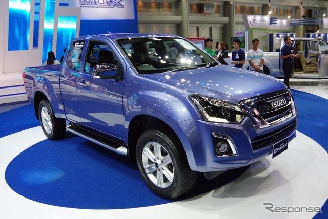 いすゞ D-MAX 1.9Ddi ブルー・パワー(タイ国際モーターエキスポ15)