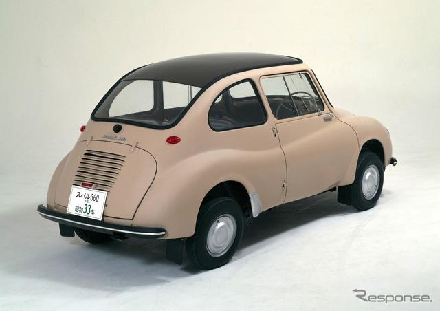スバル 360 増加試作型(1958年)