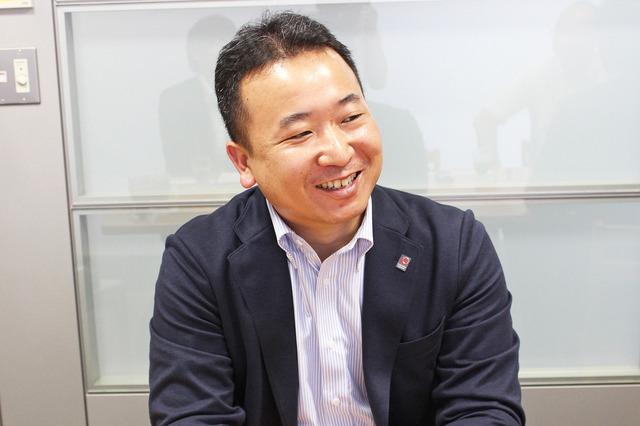 損保ジャパン日本興亜 損害調査企画室 第二グループ 調査課長代理・前田隆祥さん。