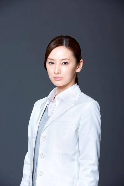 北川景子/連続ドラマW「ヒポクラテスの誓い」 (C)WOWOW