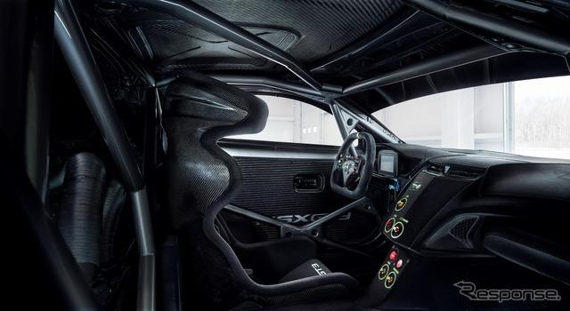 新型アキュラ(ホンダ)NSX GT3