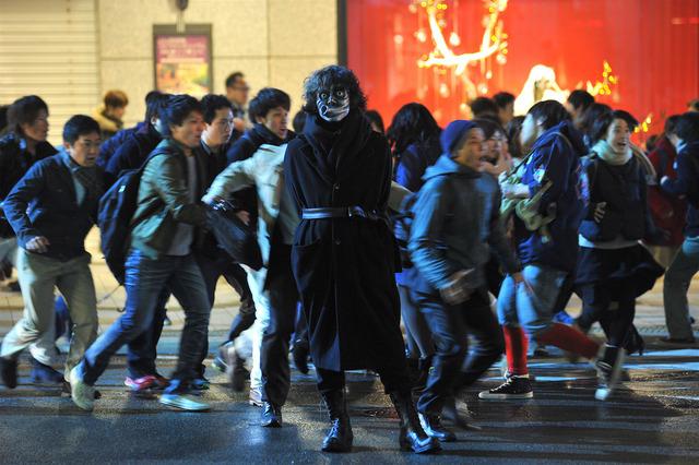 『デスノート 2016』(C)大場つぐみ・小畑健/集英社(C)2016「DEATH NOTE」FILM PARTNERS