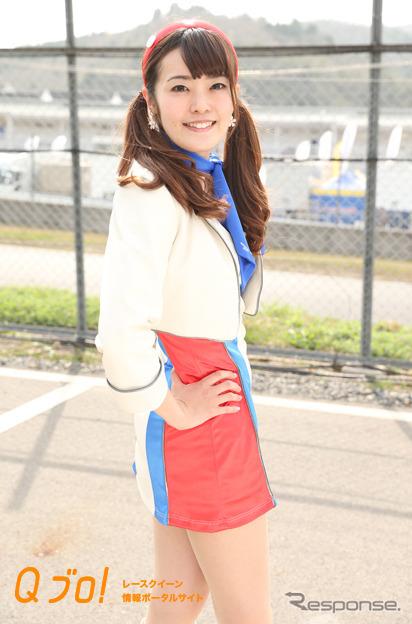 2016 岡山国際サーキットクイーン