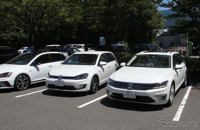 第2回 Our Volkswagen(試乗会)
