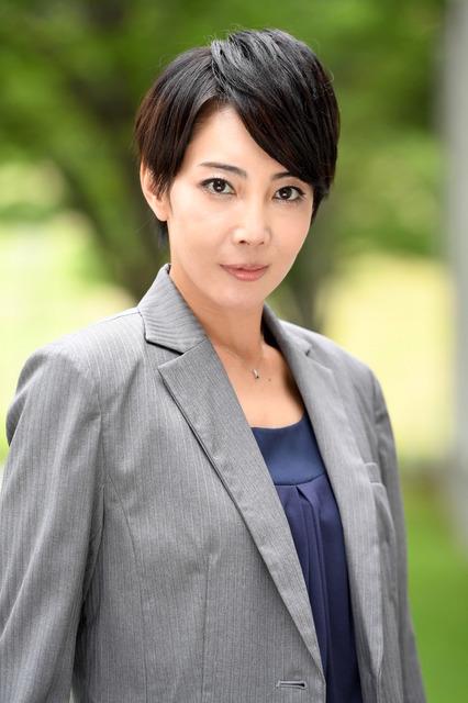 柚希礼音/「死幣」(C)TBS