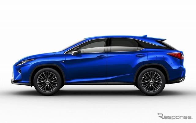 レクサス RX200t F SPORT 2WD