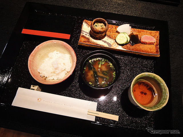 九州産の米を楽しめる「米九」(フェニックス・シーガイア・リゾート、8月1日リニューアル公開)