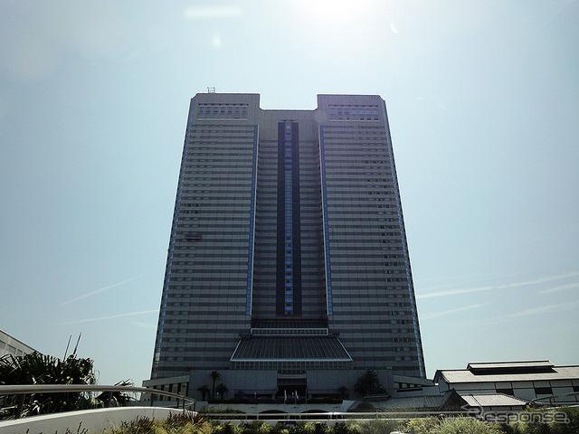 開業以来の大変身を遂げたフェニックス・シーガイア・リゾート(8月1日、宮崎市)