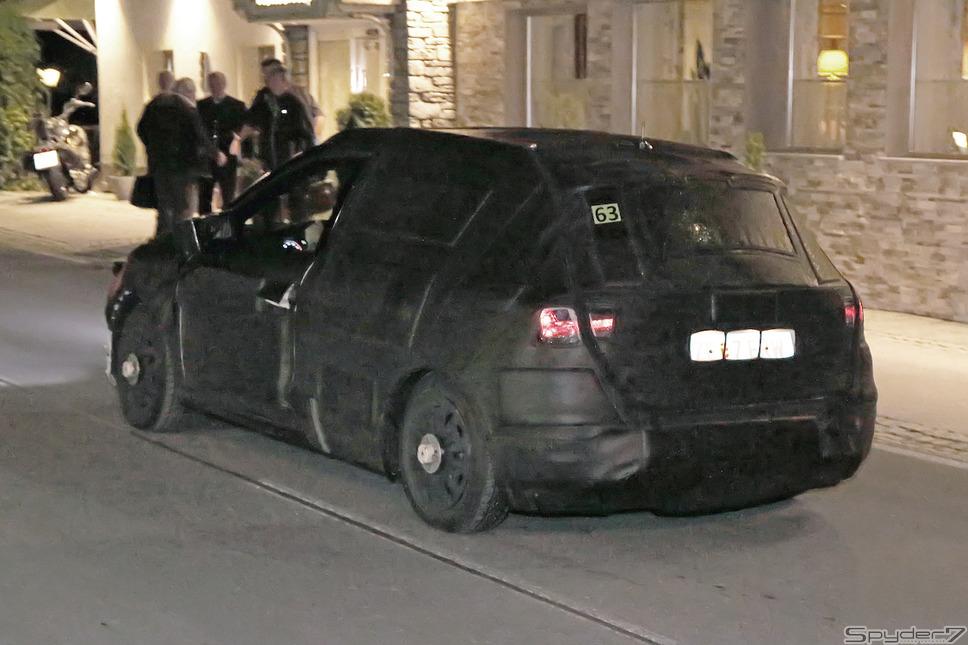 セアト クロスオーバー SUV