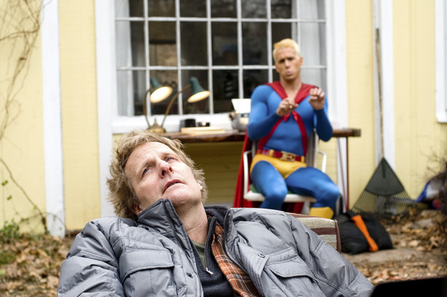 『ペーパーマン Paper Man』(C)2009, paper man productions, llc. all rights reserved.