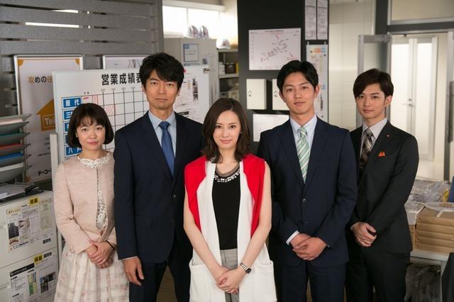 「家売るオンナ」(C)NTV