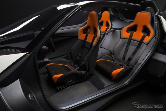 日産ブレード グライダーの最新プロトタイプ