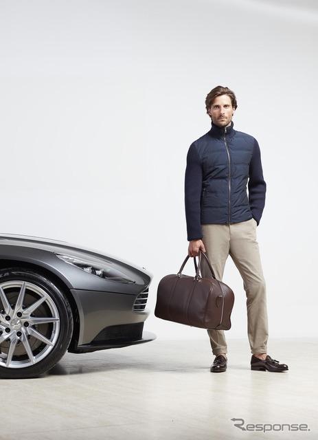 Aston Martin by Hackett