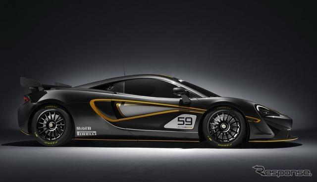 マクラーレン 570S GT4