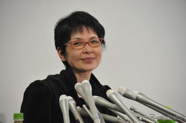 萩原流氏の妻・まゆ美さん