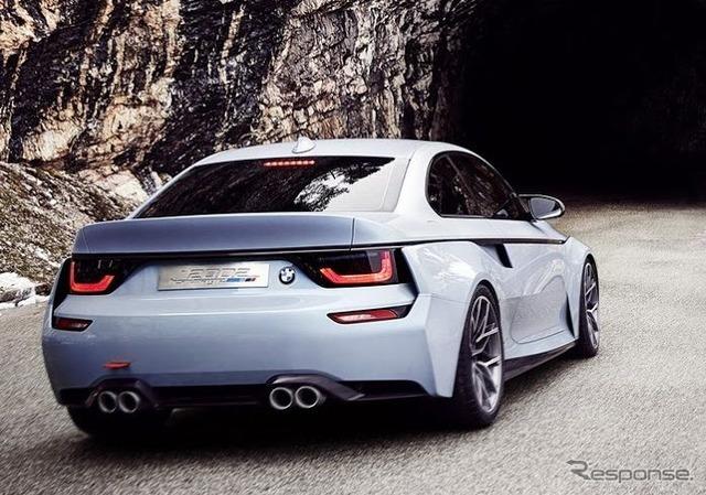 BMW 2002 オマージュ