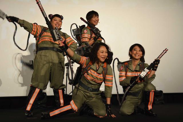 『ゴーストバスターズ』日本語吹き替え版3D特別上映会