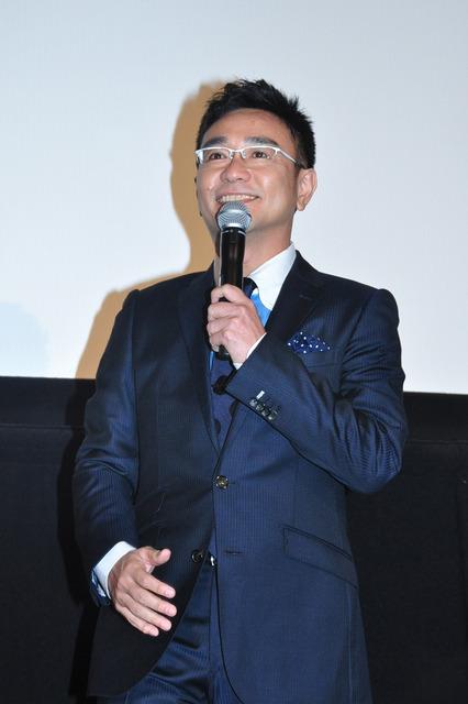 八嶋智人『ルドルフとイッパイアッテナ』ヒット御礼舞台挨拶