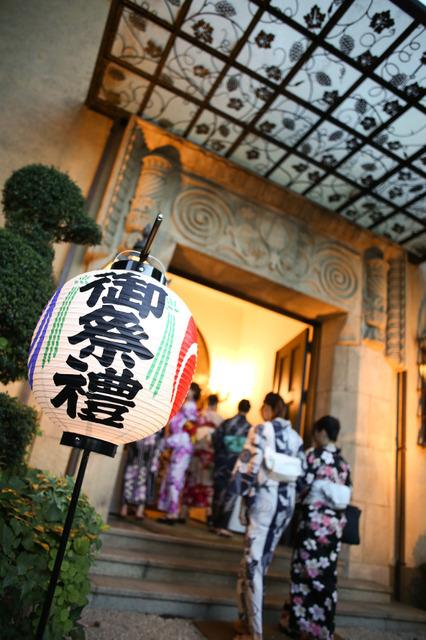 小笠原伯爵邸主催、大人の夏祭り「ゆかたdeカルネ」過去開催の様子4